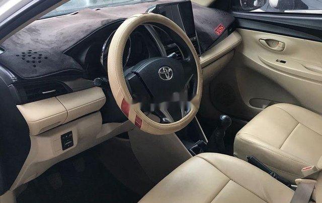 Bán Toyota Vios đời 2018, màu trắng, số sàn, giá tốt6