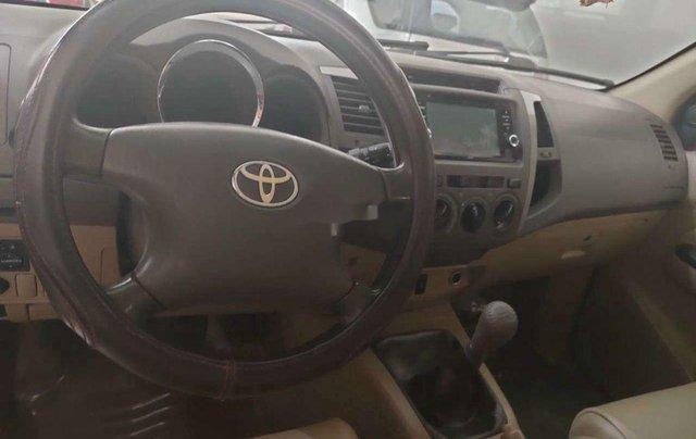 Bán Toyota Fortuner đời 2009, màu trắng, nhập khẩu nguyên chiếc còn mới4