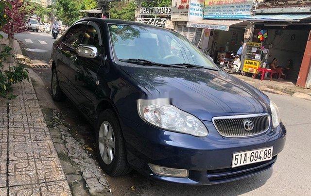 Bán xe Toyota Corolla Altis năm sản xuất 2002 còn mới4