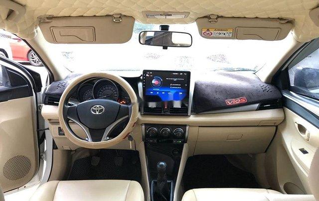 Bán Toyota Vios đời 2018, màu trắng, số sàn, giá tốt7