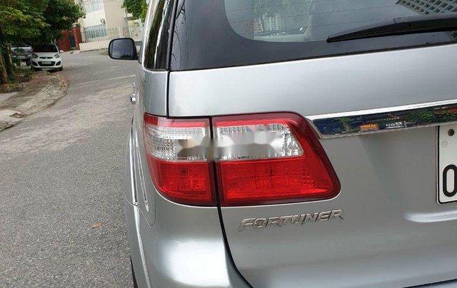 Bán Toyota Fortuner đời 2010, màu bạc, số tự động, giá chỉ 450 triệu1