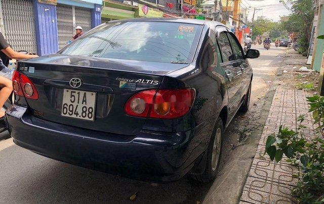 Bán xe Toyota Corolla Altis năm sản xuất 2002 còn mới3