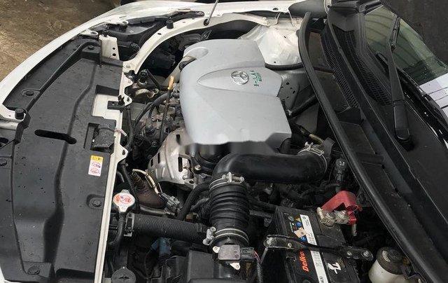 Bán Toyota Vios đời 2018, màu trắng, số sàn, giá tốt10