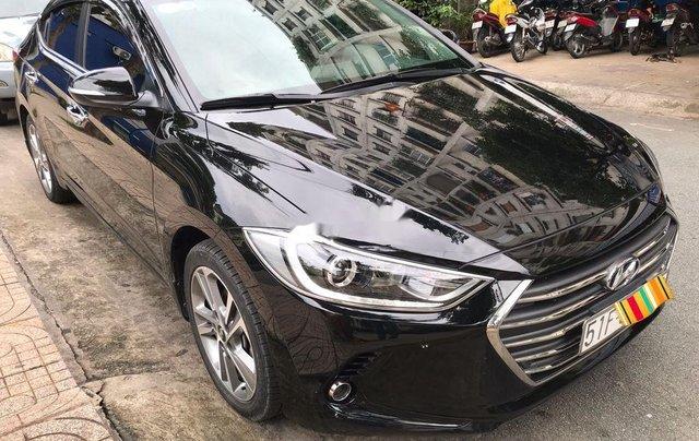 Bán lại xe Hyundai Elantra 2.0AT sản xuất 2016, biển TP. HCM2