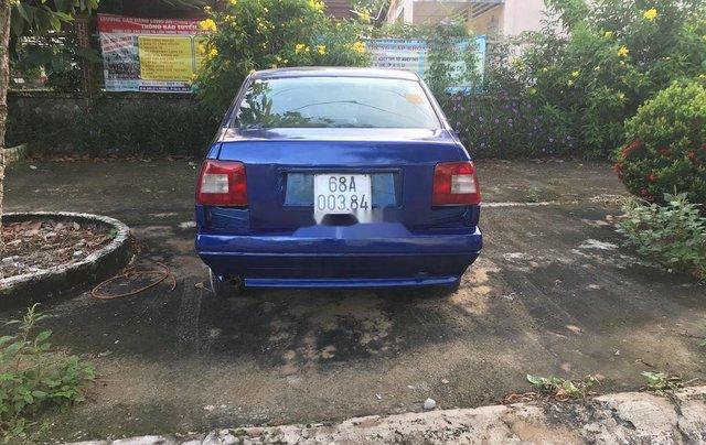 Xe Fiat Tempra đời 1997, màu xanh lam, nhập khẩu1