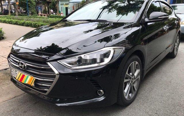 Bán lại xe Hyundai Elantra 2.0AT sản xuất 2016, biển TP. HCM1