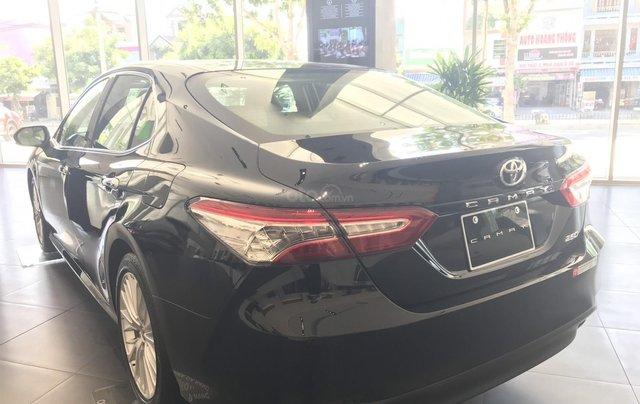 [Toyota Okayama Đà Nẵng] Toyota Camry 2.5Q, đủ màu giao ngay (trắng ngọc trai + 8tr), nhập Thái 100%. Hỗ trợ vay vốn 80%2