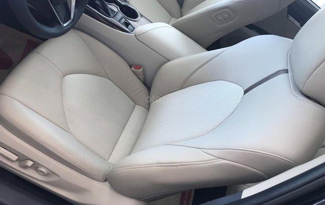 [Toyota Okayama Đà Nẵng] Toyota Camry 2.5Q, đủ màu giao ngay (trắng ngọc trai + 8tr), nhập Thái 100%. Hỗ trợ vay vốn 80%7