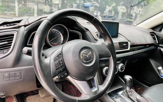 Bán Mazda 3 sedan 1.5AT sx 2016 xe đẹp, biển HN chủ giữ gìn5