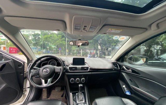 Bán Mazda 3 sedan 1.5AT sx 2016 xe đẹp, biển HN chủ giữ gìn7