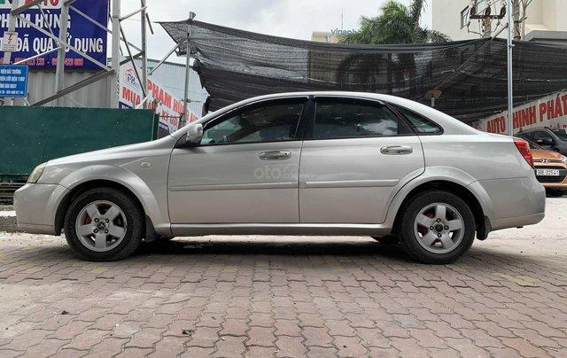 Cần bán gấp Daewoo Lacetti năm 2009, màu bạc nhập khẩu nguyên chiếc, giá chỉ 145 triệu đồng0