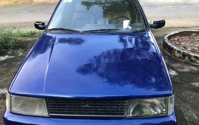 Xe Fiat Tempra đời 1997, màu xanh lam, nhập khẩu2