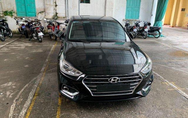 Bán Hyundai Accent sản xuất 2018, xe gia đình, 469tr0