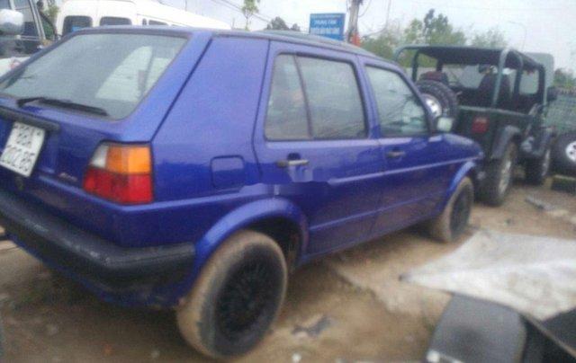 Bán ô tô Volkswagen Golf năm sản xuất 1989, nhập khẩu nguyên chiếc, giá tốt2