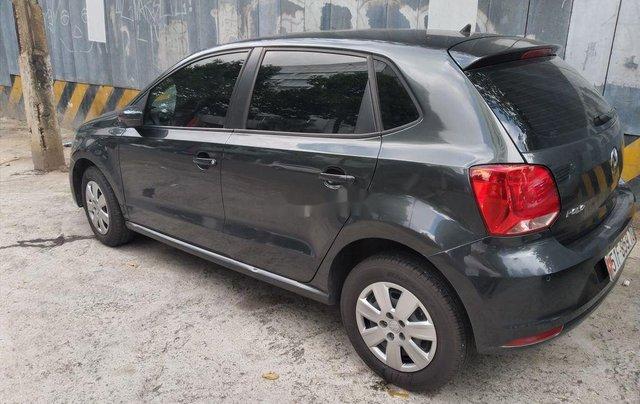 Cần bán Volkswagen Polo đời 2017, màu đen, nhập khẩu còn mới0