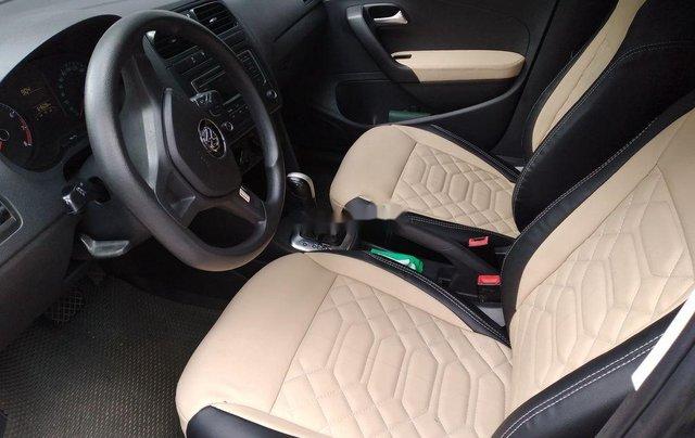 Cần bán Volkswagen Polo đời 2017, màu đen, nhập khẩu còn mới5