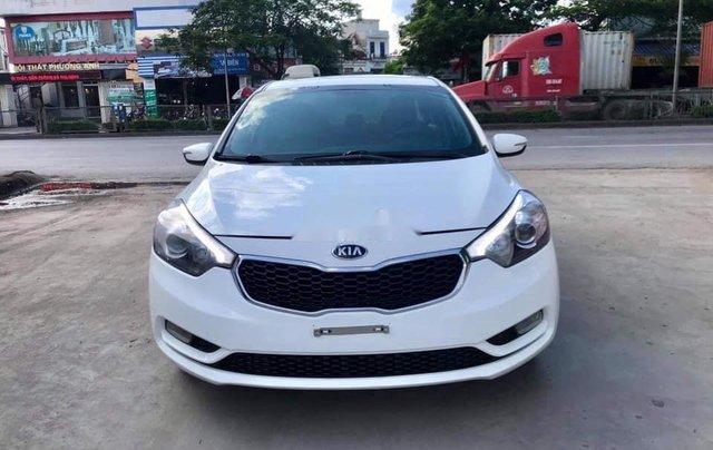 Cần bán lại xe Kia K3 sản xuất năm 2015, màu trắng, 466 triệu0
