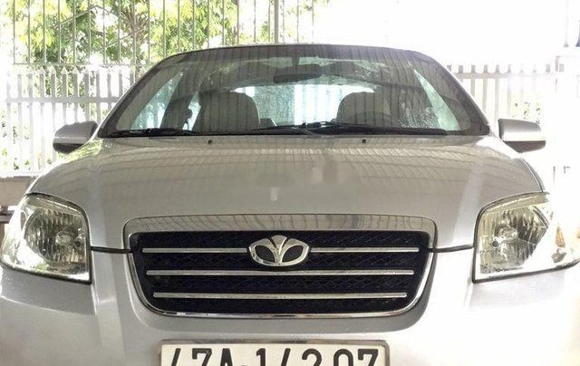 Bán ô tô Daewoo Gentra đời 2011, màu bạc, giá chỉ 170 triệu1