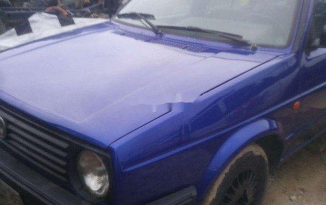 Bán ô tô Volkswagen Golf năm sản xuất 1989, nhập khẩu nguyên chiếc, giá tốt0