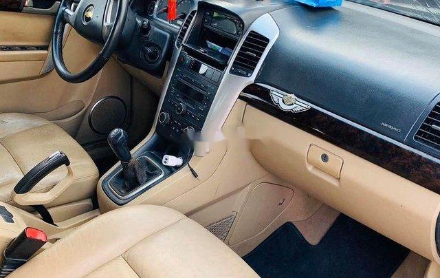 Bán Chevrolet Captiva năm sản xuất 2008, nhập khẩu nguyên chiếc còn mới, 230 triệu1