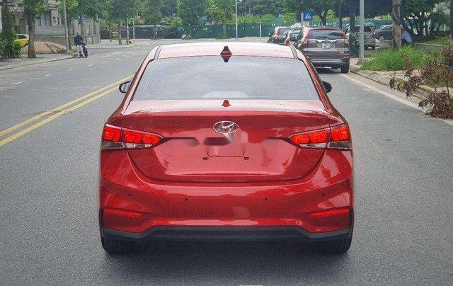 Bán xe Hyundai Accent năm 2019, màu đỏ5