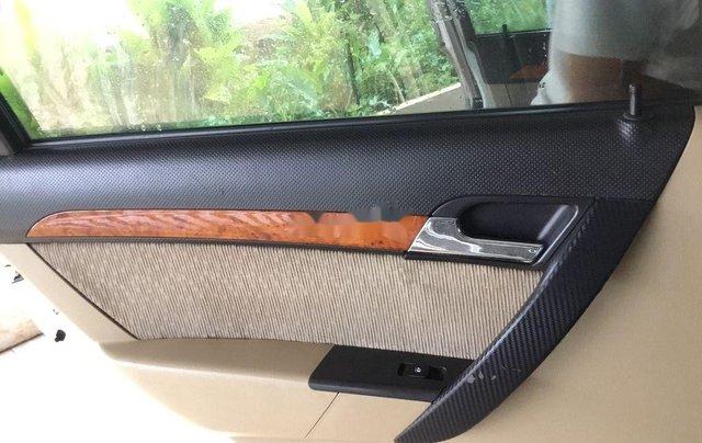 Bán ô tô Daewoo Gentra đời 2011, màu bạc, giá chỉ 170 triệu6