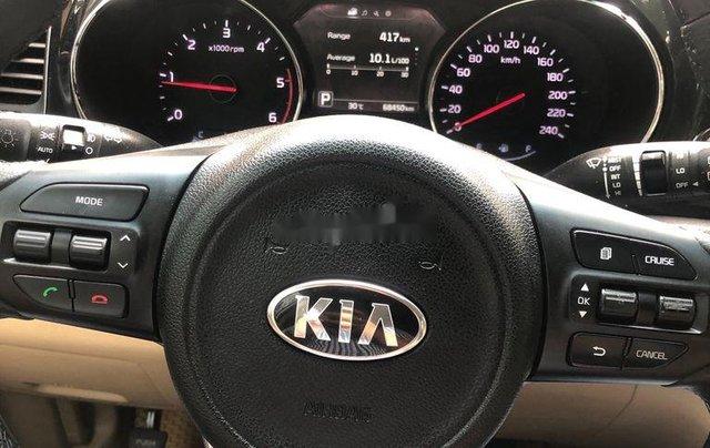 Bán Kia Sedona sản xuất 2016, xe chính chủ8