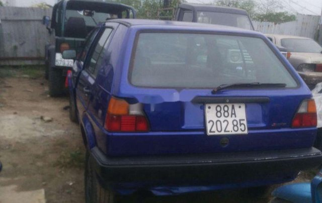 Bán ô tô Volkswagen Golf năm sản xuất 1989, nhập khẩu nguyên chiếc, giá tốt3
