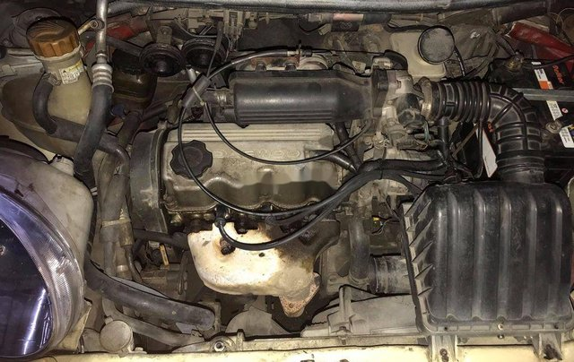 Cần bán Daewoo Matiz năm sản xuất 2000, màu vàng, nhập khẩu9