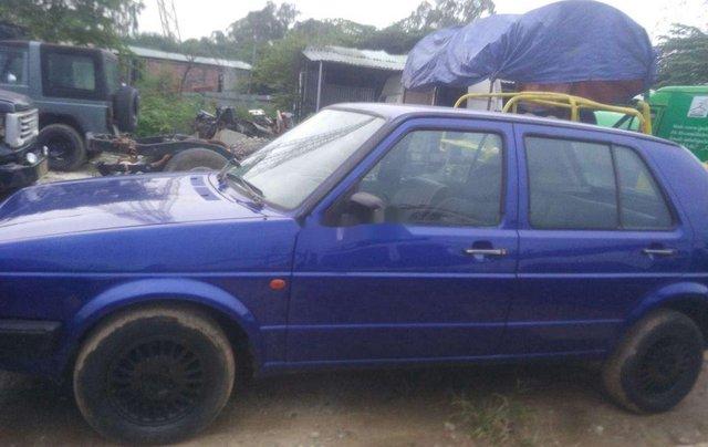 Bán ô tô Volkswagen Golf năm sản xuất 1989, nhập khẩu nguyên chiếc, giá tốt4