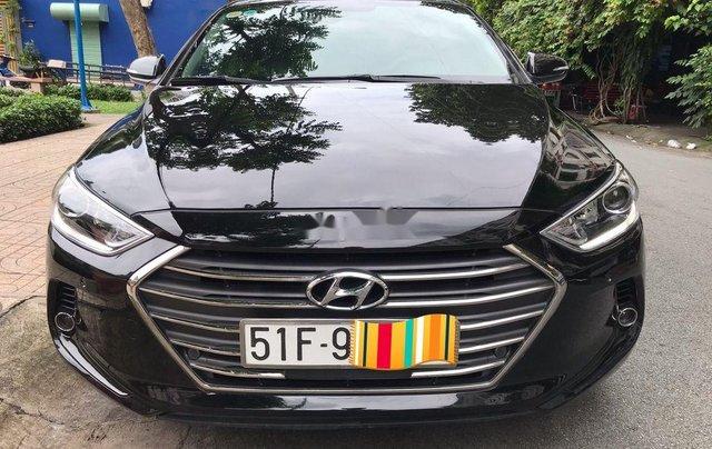Bán lại xe Hyundai Elantra 2.0AT sản xuất 2016, biển TP. HCM0