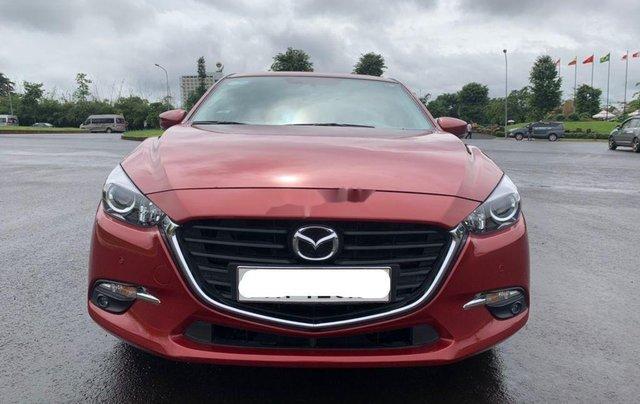 Bán Mazda 3 năm sản xuất 2017, giá cạnh tranh0