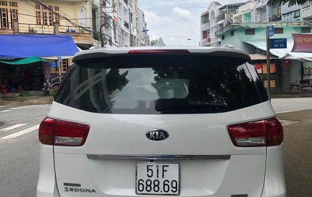 Bán Kia Sedona sản xuất 2016, xe chính chủ4