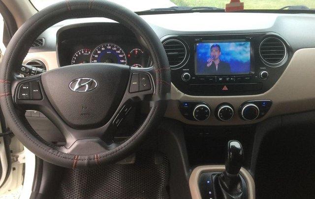 Cần bán gấp Hyundai Grand i10 đời 2014, màu kem (be), nhập khẩu còn mới, 290tr6