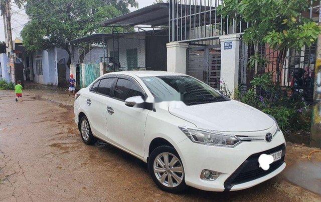 Bán Toyota Vios sản xuất năm 2016, giá cạnh tranh1