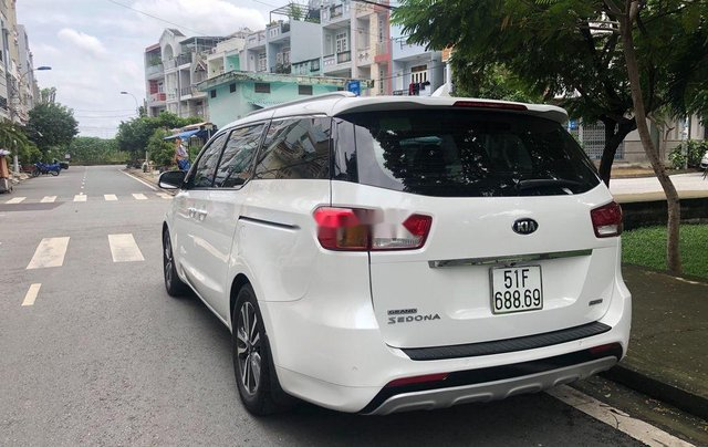 Bán Kia Sedona sản xuất 2016, xe chính chủ3