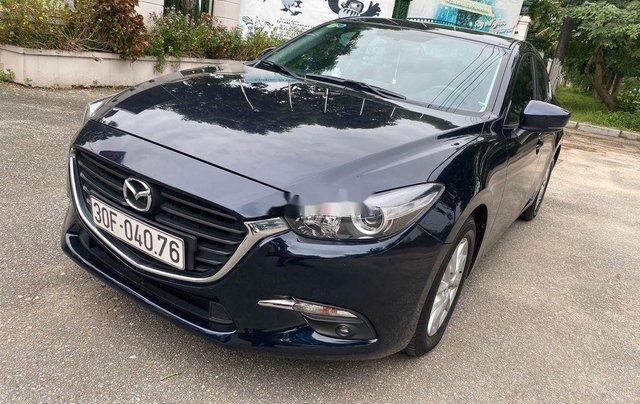 Bán ô tô Mazda 3 sản xuất năm 2017, giá cạnh tranh0