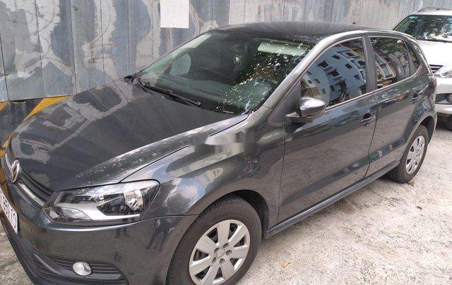 Cần bán Volkswagen Polo đời 2017, màu đen, nhập khẩu còn mới6