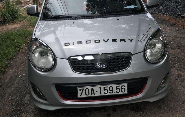 Bán ô tô Kia Morning năm sản xuất 2011, giá cạnh tranh0