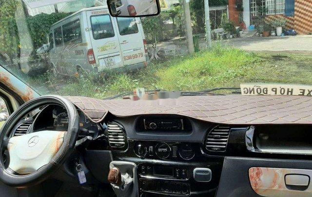 Bán xe Mercedes Sprinter sản xuất 2011, hàng hiếm9