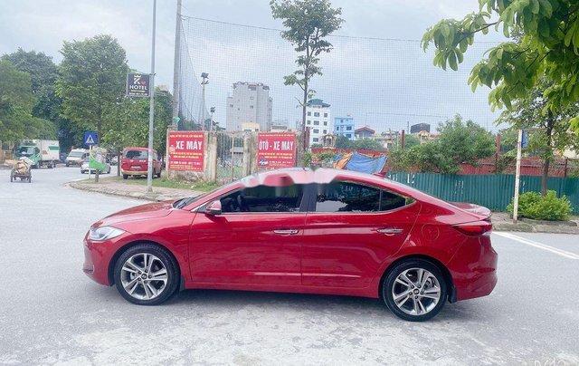 Bán Hyundai Elantra năm sản xuất 2018, màu đỏ, xe nhập 3