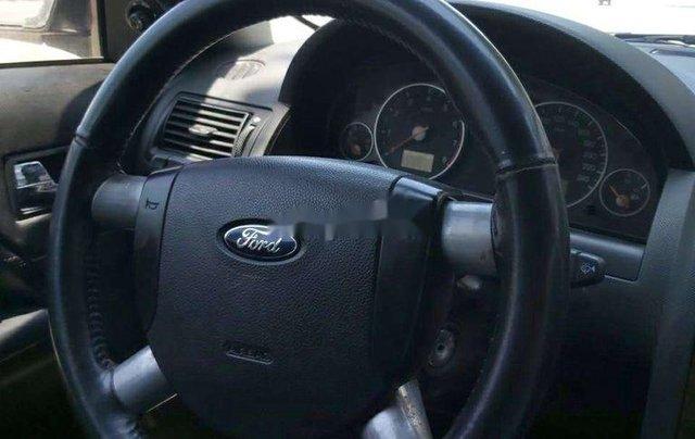 Bán ô tô Ford Mondeo đời 2003, màu đen, nhập khẩu nguyên chiếc chính chủ, giá tốt9