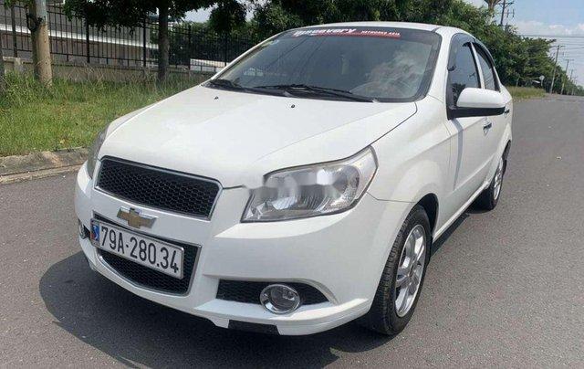 Cần bán lại xe Chevrolet Aveo năm 2013, nhập khẩu, giá thấp, động cơ ổn định3