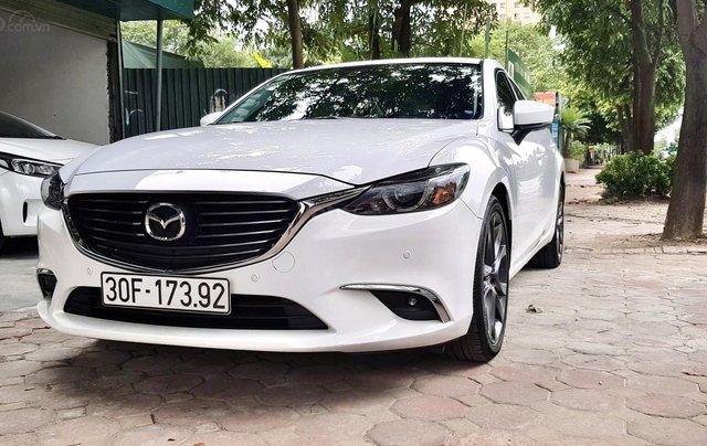 Bán Mazda 5 sản xuất 2017, biển Hà Nội, chạy hơn 30000 km chuẩn3