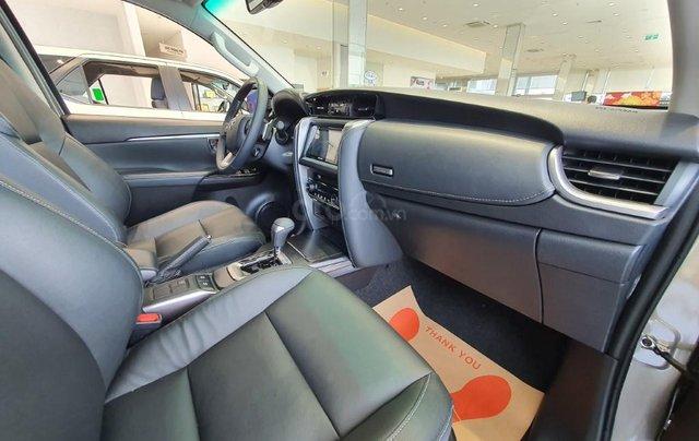 Toyota Fortuner 2.4AT model 2021, đây là Toyota Hiroshima Tân Cảng phân phối, chính thức, mới 100%, đại lý gốc7