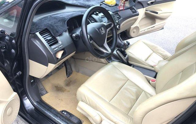 Honda Civic 1.8MT năm sản xuất cuối 2009, màu đen4