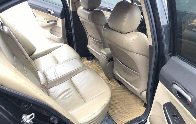 Honda Civic 1.8MT năm sản xuất cuối 2009, màu đen7