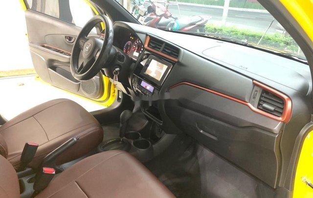 Bán Honda Brio RS 2020, màu vàng, nhập khẩu10