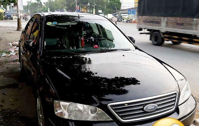 Bán ô tô Ford Mondeo đời 2003, màu đen, nhập khẩu nguyên chiếc chính chủ, giá tốt0
