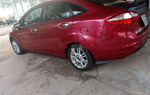 Bán xe Ford Fiesta đời 2015, màu đỏ, nhập khẩu nguyên chiếc giá cạnh tranh2